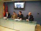 El convento de Mula abrirá en septiembre de 2011 como museo de arte murciano