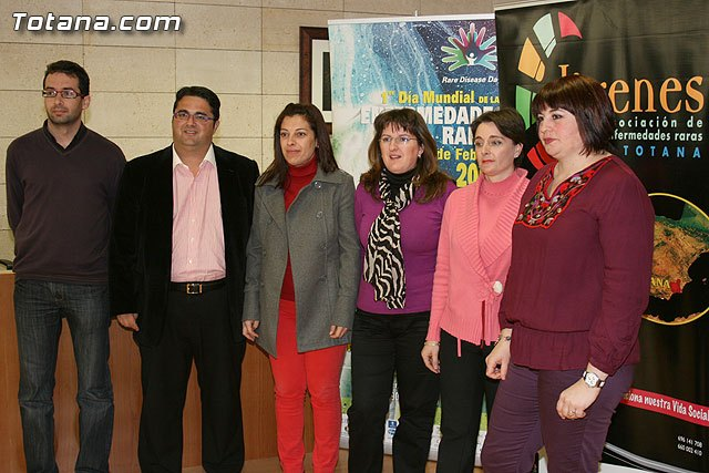 """The events planned to commemorate the World Day for Rare Diseases """"was held from January 20 to March 7"""