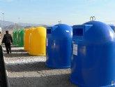 Servicio gratuito de recogida de residuos en el ecoparque de Mazarrón