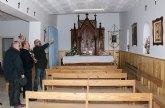 Finalizan las obras de rehabilitación de la Ermita del Niño de Nápoles