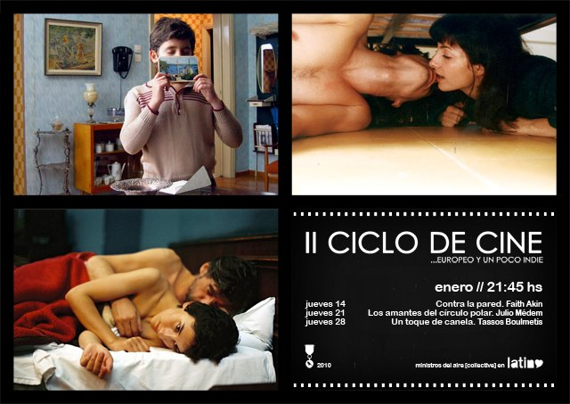 Second Film Series film and independent contemporary