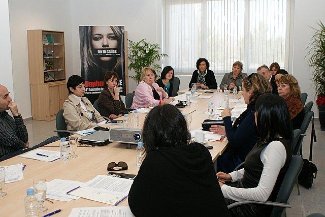 Puerto Lumbreras acoge la III Fase del proyecto europeo Daphne Spire que trabaja contra la violencia de género en el ámbito rural - 1, Foto 1