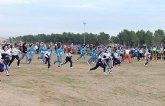 Los escolares torreños, un año más a la carrera