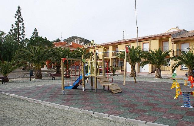 El Ayuntamiento de Puerto Lumbreras finaliza las obras de mejora en el Parque Público 'La Cañada' - 1, Foto 1
