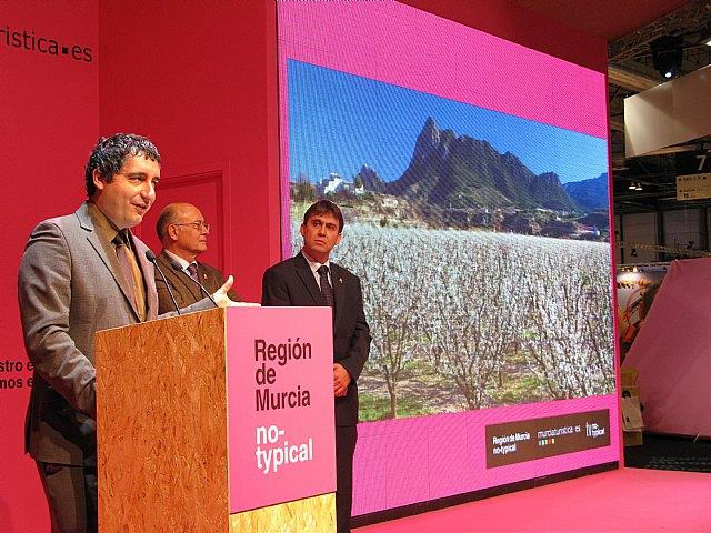 La Comunidad promociona en Fitur los parajes rurales a través de las Rutas de Floración - 1, Foto 1
