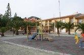 El Ayuntamiento de Puerto Lumbreras finaliza las obras de mejora en el Parque Público 'La Cañada'