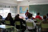 Los alumnos del IES Villa de Alguazas aprenden convivencia escolar