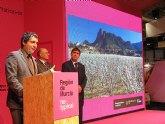 La Comunidad promociona en Fitur los parajes rurales a través de las Rutas de Floración