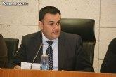 El alcalde de Totana ha solicitado al Secretario de Estado de Hacienda y Presupuestos una reunión