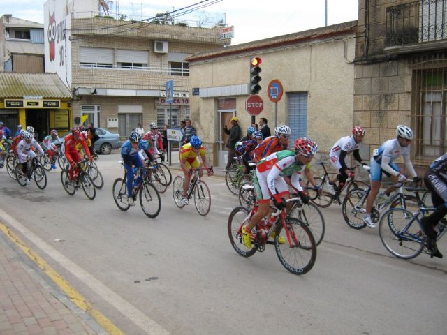 Start the Campo de Cartagena 2010 Interclub with the stage of The Aljorra
