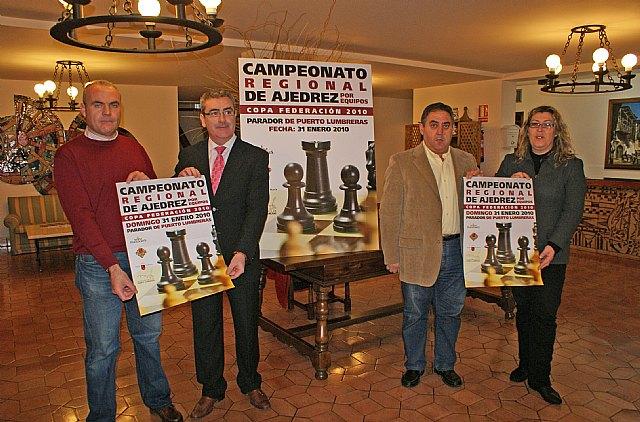 Puerto Lumbreras acoge el Torneo Regional de Ajedrez Rápido 'Copa Federación 2010' - 1, Foto 1