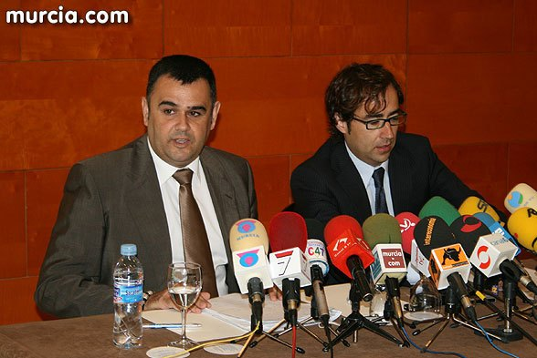González Franco announces that request additional depositions and court proceedings to Totana # 1
