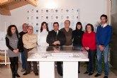 El ayuntamiento da a conocer el nuevo Colegio de Puerto de Mazarrón