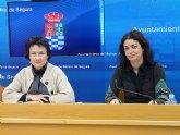 La Concejalía de Consumo de Molina de Segura presenta el balance de 2009 de la Oficina Municipal de Información al Consumidor