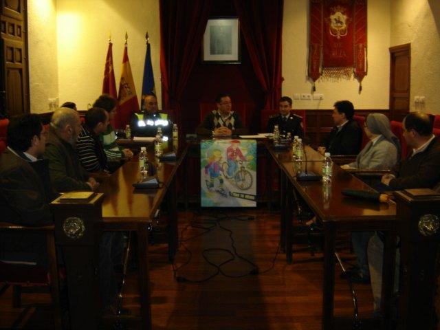 II Jornadas de Educación Vial para alumnos de Primaria del municipio de Mula - 2, Foto 2