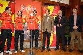 Murcia acoge la presentación oficial de 'La Roja'