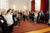 Segunda visita esta semana de estudiantes noruegas al Palacio Consistorial