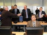 La Universidad de Murcia inaugura dos nuevas sala en la Biblioteca General