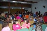 """Representaci�n de """"El autob�s"""", obra de teatro did�ctica e interactiva dirigida a niños de los centros educativos"""