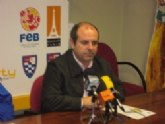 El presidente del AD Molina 'satisfecho con la complicidad y la química que reina en la plantilla'