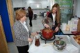 Chocolate y monas en Las Torres de Cotillas para celebrar Santo Tomás de Aquino