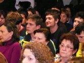 El equipo Junior del AD Molina asiste a la conferencia 'Sabemos ser padres?'