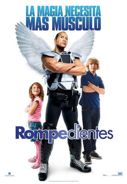 """The movie """"Rompedintes"""" will be screened this weekend at the Cine Velasco"""