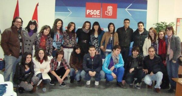 Juventudes Socialistas de Cieza elige por unanimidad a Nuria Morcillo Pastor como nueva Secretaria General. - 1, Foto 1