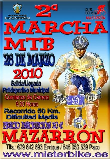Abierto el plazo de inscripción en la 'II Marcha Mountain Bike' - 2, Foto 2