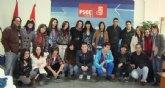 Juventudes Socialistas de Cieza elige por unanimidad a Nuria Morcillo Pastor como nueva Secretaria General.