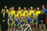 El equipo ciclista de Torreagüera presenta su temporada 2010