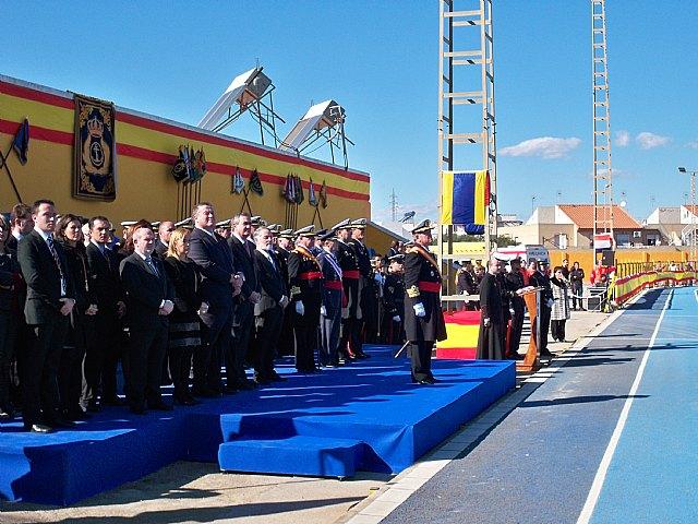 Espectacular Jura de Bandera en La Unión - 1, Foto 1