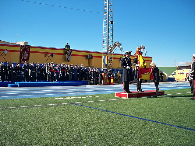 Espectacular Jura de Bandera en La Unión - 2, Foto 2