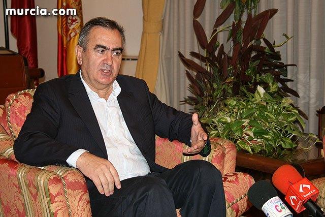 El delegado del Gobierno en la Región de Murcia, Rafael González Tovar, en una foto de archivo / Murcia.com, Foto 1