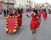 El Carnaval calienta motores en Lorquí