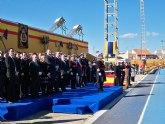 Espectacular Jura de Bandera en La Unión