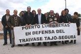 El Ayuntamiento de Puerto Lumbreras se suma a la proposición de Ley de Aprovechamiento Sostenible del Acueducto Tajo Segura