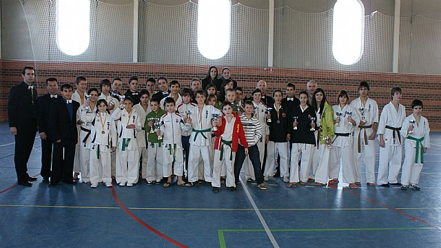 Campeonato Nacional de Kárate Shinkyokushinkai en Puerto Lumbreras - 1, Foto 1