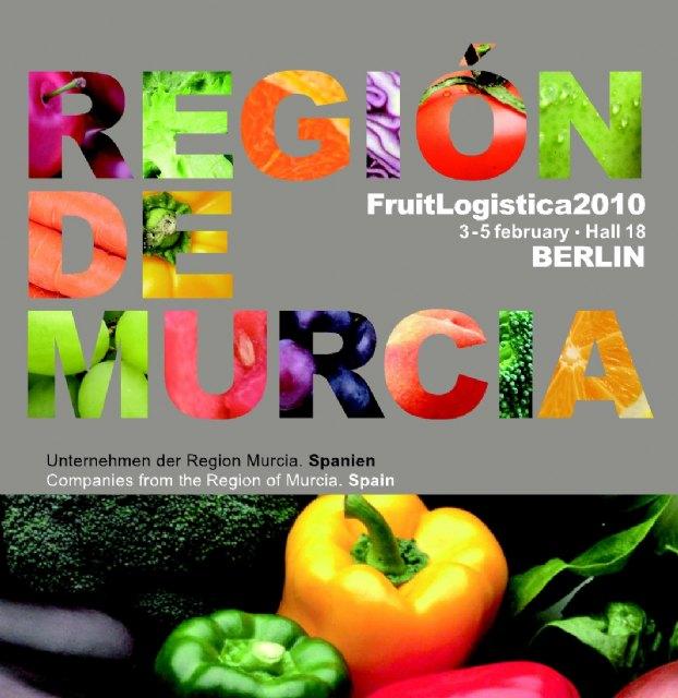 Medio centenar de empresas hortofrutícolas de la Región participan esta semana en Berlín en Fruit Logística 2010 - 1, Foto 1