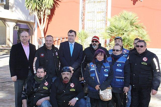El Gobierno murciano recibe el reconocimiento de la Plataforma Motera por la labor desarrollada en materia de seguridad vial - 1, Foto 1