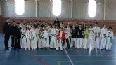 Campeonato Nacional de Kárate Shinkyokushinkai en Puerto Lumbreras