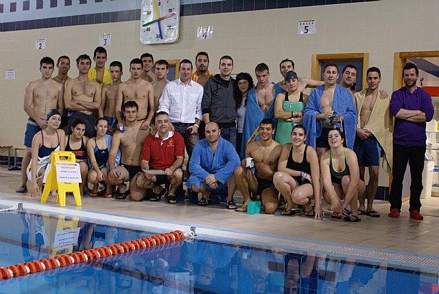 Puerto Lumbreras organiza un Curso de Monitor Nacional de Natación para favorecer la inclusión laboral en el ámbito deportivo - 1, Foto 1