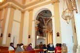 El órgano de la Iglesia de San Onofre de Alguazas vuelve a ser el protagonista
