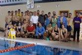 Puerto Lumbreras organiza un Curso de Monitor Nacional de Natación para favorecer la inclusión laboral en el ámbito deportivo