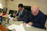 El ayuntamiento firma un convenio de colaboración con Cruz Roja para la atención integral de la violencia familiar por importe de 3.000 euros