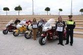 Más de un centenar de motos GoldWing de toda España se darán cita en Puerto Lumbreras el próximo sábado