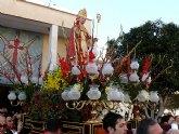 San Blas volverá a congregar a miles de personas mañana en la ermita de Santiago de la Ribera