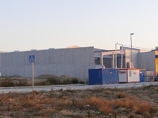 Las obras de construcción del futuro Centro Municipal de Ensayos y Actuaciones Musicales de Archena, a buen ritmo - 1, Foto 1