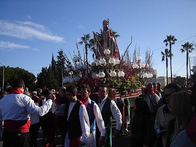 San Blas vuelve a congregar un año más a miles de personas - 1, Foto 1