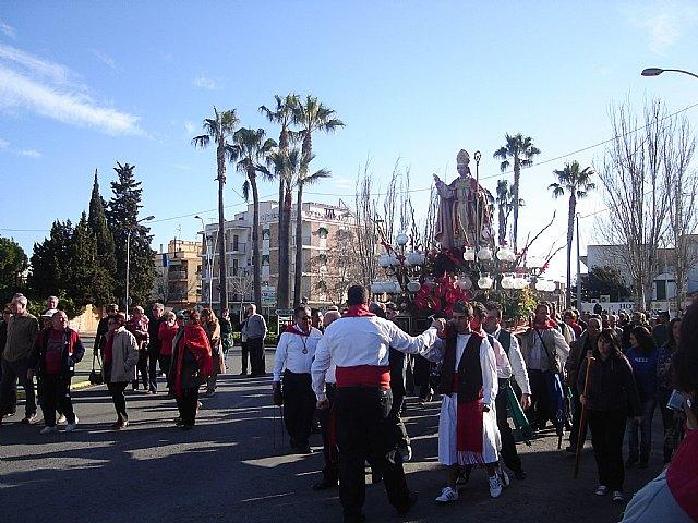 San Blas vuelve a congregar un año más a miles de personas - 3, Foto 3